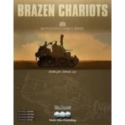 Brazen Chariots: Battles...