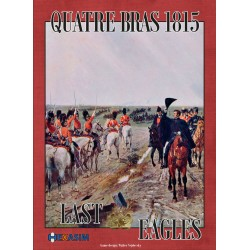 Quatre Bras 1815. Last Eagles