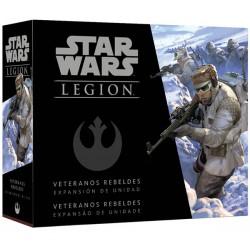 Star Wars Legión: Veteranos...