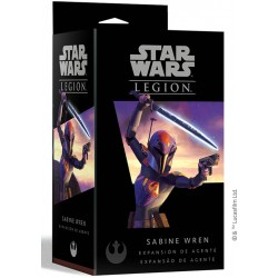 Star Wars Legión: Sabine Wren