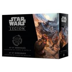 Star Wars Legión: Downed AT-ST