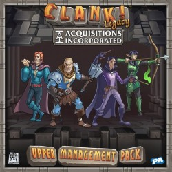 Clank! Legacy: Acquisitions...