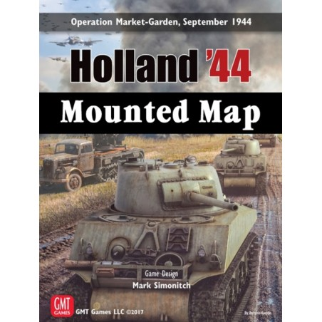 Holland '44: Mounted Maps