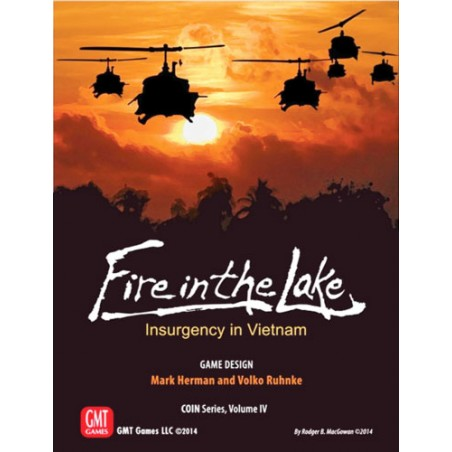 Fire in the Lake 2nd Edition