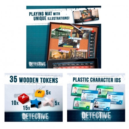 Detective: Pack Promo...