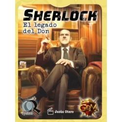 Q: Sherlock. El Legado del Don