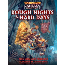 Warhammer Fantasy Roleplay...