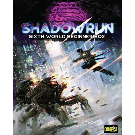 Shadowrun Sixth World 6th...