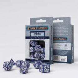 Set de 7 dados Starfinder...