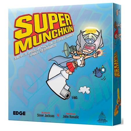 Super Munchkin (Nueva edición)
