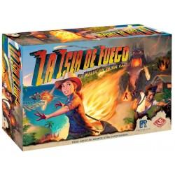La Isla de Fuego: La...