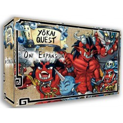 Yokai Quest: Oni Invasion