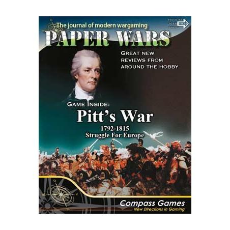 Paper Wars 92. Pitt's War