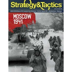 Strategy & Tactics 317: Moscow
