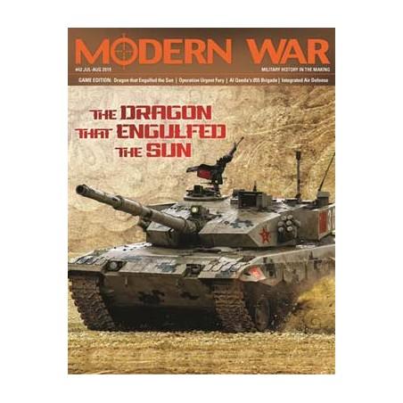 Modern War 42: The Dragon...