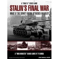 Stalin's Final War: What if...