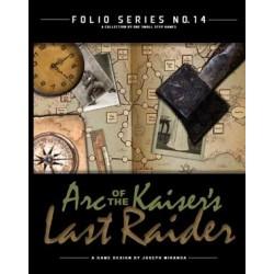 Folio No. 14: Arc of the...