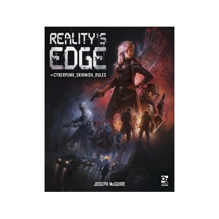 Reality's Edge: Cyberpunk...
