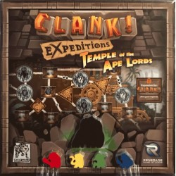 Clank! Expeditions: Temple...