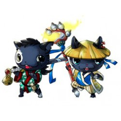 Yokai Quest: Neko Brothers