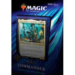 Magic: Mazo Commander 2019....