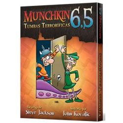 Munchkin 6.5: Tumbas...