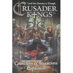 Crusader Kings: Councilors...