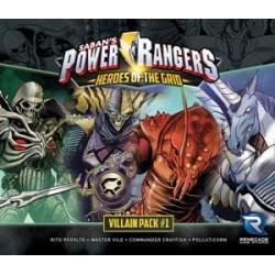Power Rangers: Heroes of...