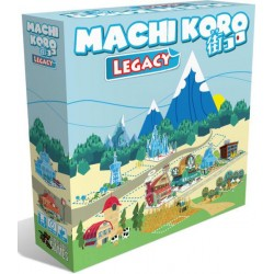 Machi Koro Legacy (inglés)