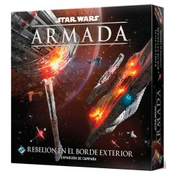 Star Wars: Armada. Rebelión...