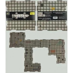 Dry Erase Dungeon Tiles:...