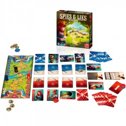 Spies and lies: A Stratego...