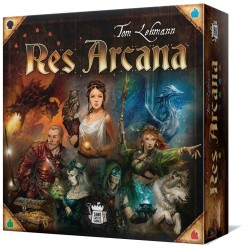 Res Arcana (castellano)
