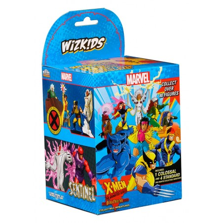 Marvel HeroClix: X-Men the...