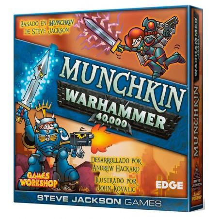 Munchkin Warhammer 40.000...
