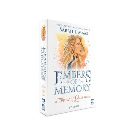 Embers of Memory: A Throne...