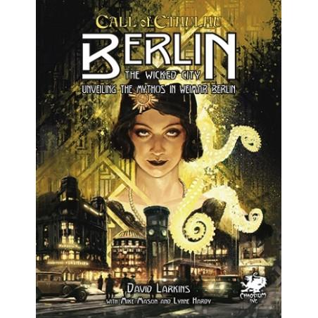Call of Cthulhu. Berlin