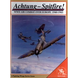 Achtung - Spitfire! (en bolsa)