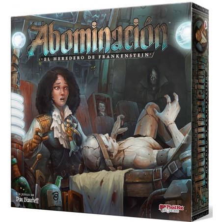 Abominación: El heredero de...
