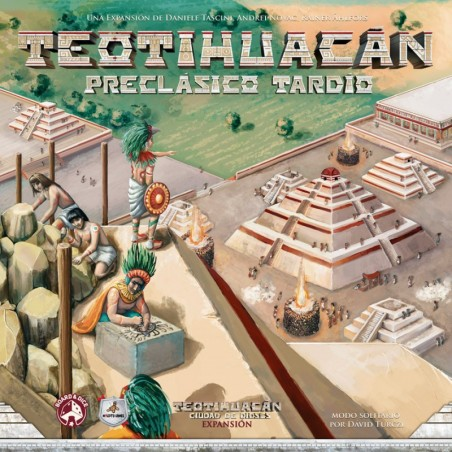 Teotihuacán: Preclásico Tardio