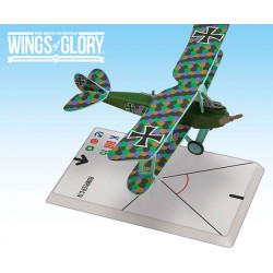 WW1 Wings of Glory. Rumpler...