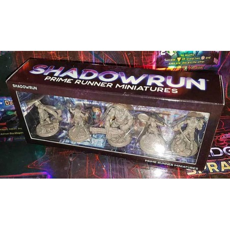 Shadowrun: Prime Runner...