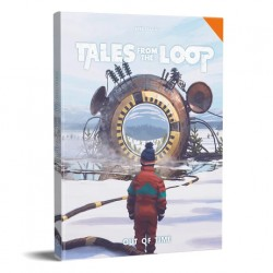 Tales From The Loop RPG:...