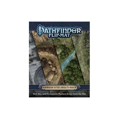 Pathfinder Flip-Mat: Ambush...