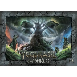 Yggdrasil Chronicles (inglés)
