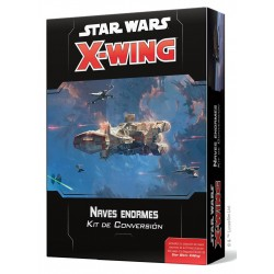 X-Wing 2ª Ed. Naves enormes...