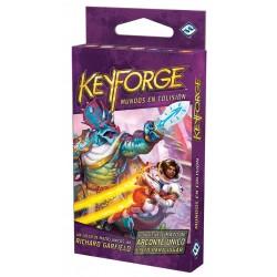 Keyforge: Mundos en...