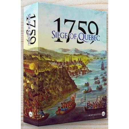 1759 Siege of Quebec