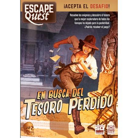 Escape Quest: En Busca del...
