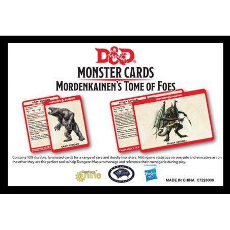 Dungeons & Dragons Monster...
